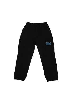 Evans Bay Int. Trackpants Black